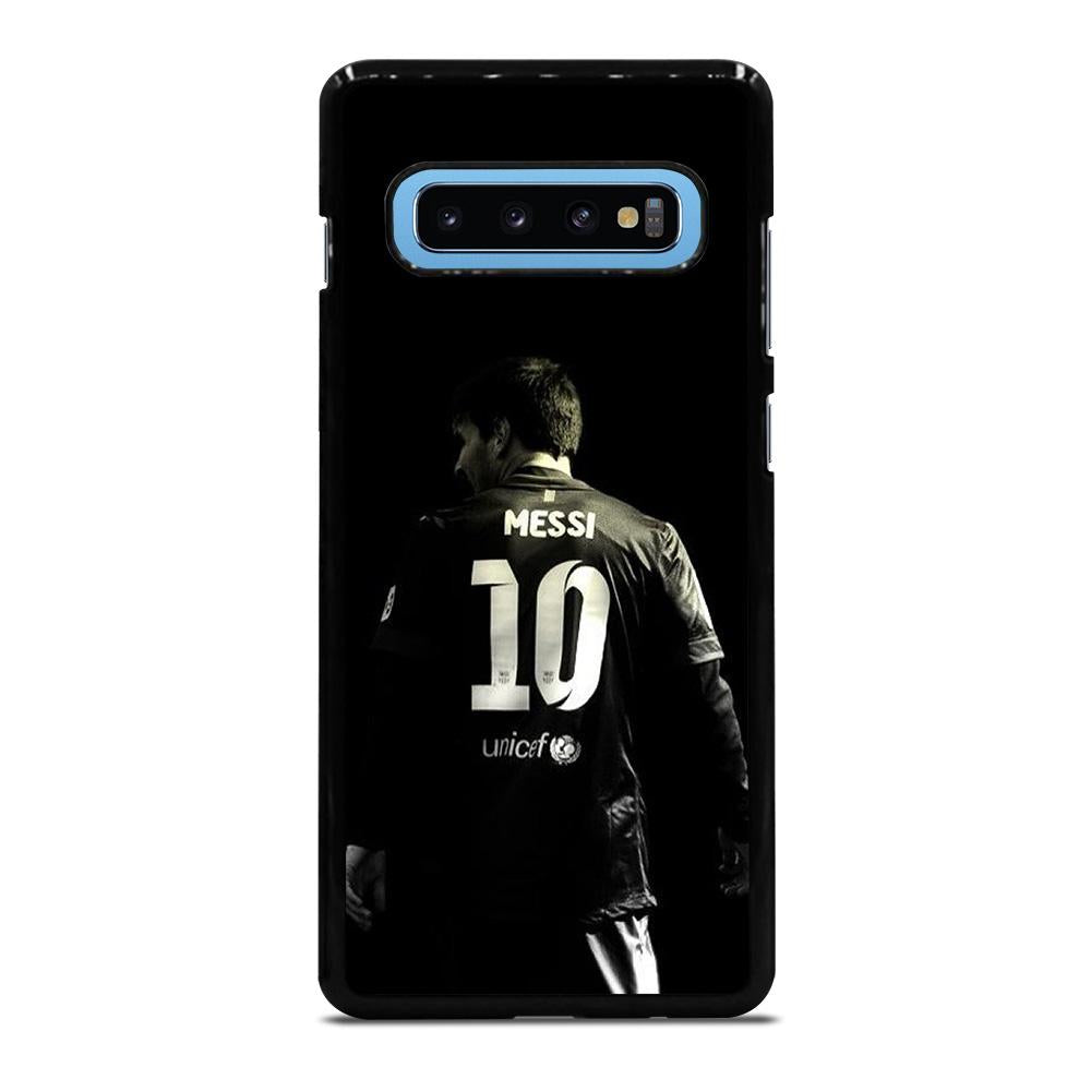 LIONEL MESSI BARCELONA 3 Cover Samsung Galaxy S10 Plus