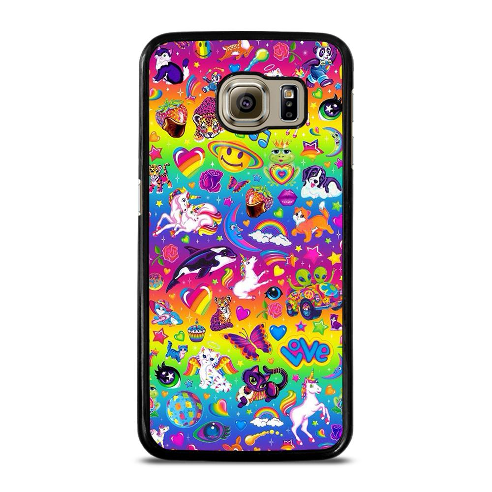 LISA FRANK SWAG Cover Samsung Galaxy S6
