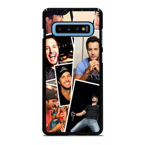LUKE BRYAN COLLAGE Cover Samsung Galaxy S10 Plus