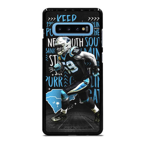 LUKE KUECHLY CAROLINA PANTHERS Cover Samsung Galaxy S10 Plus