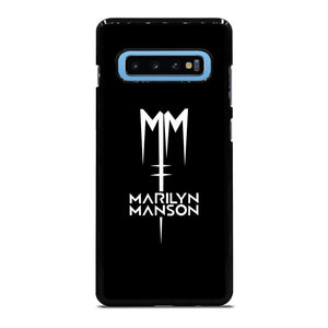 MARILYN MANSON Cover Samsung Galaxy S10 Plus