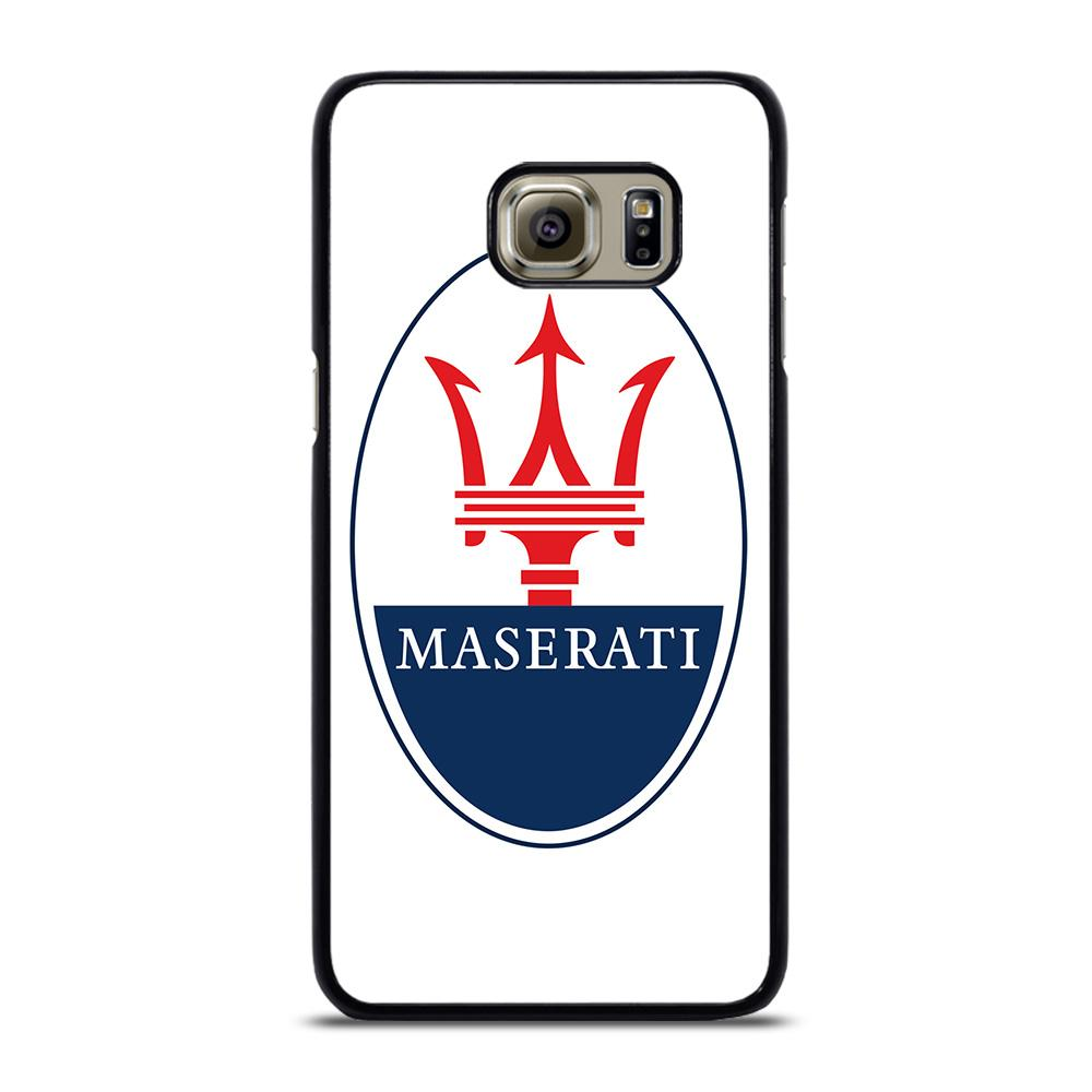 MASERATI EMBLEM 3 Cover Samsung Galaxy S6 Edge Plus