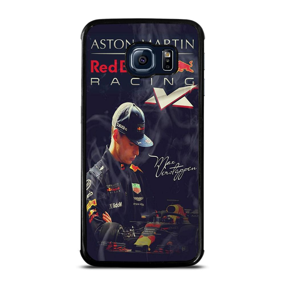 MAX VERSTAPPEN REDBULL RACING Cover Samsung Galaxy S6 Edge