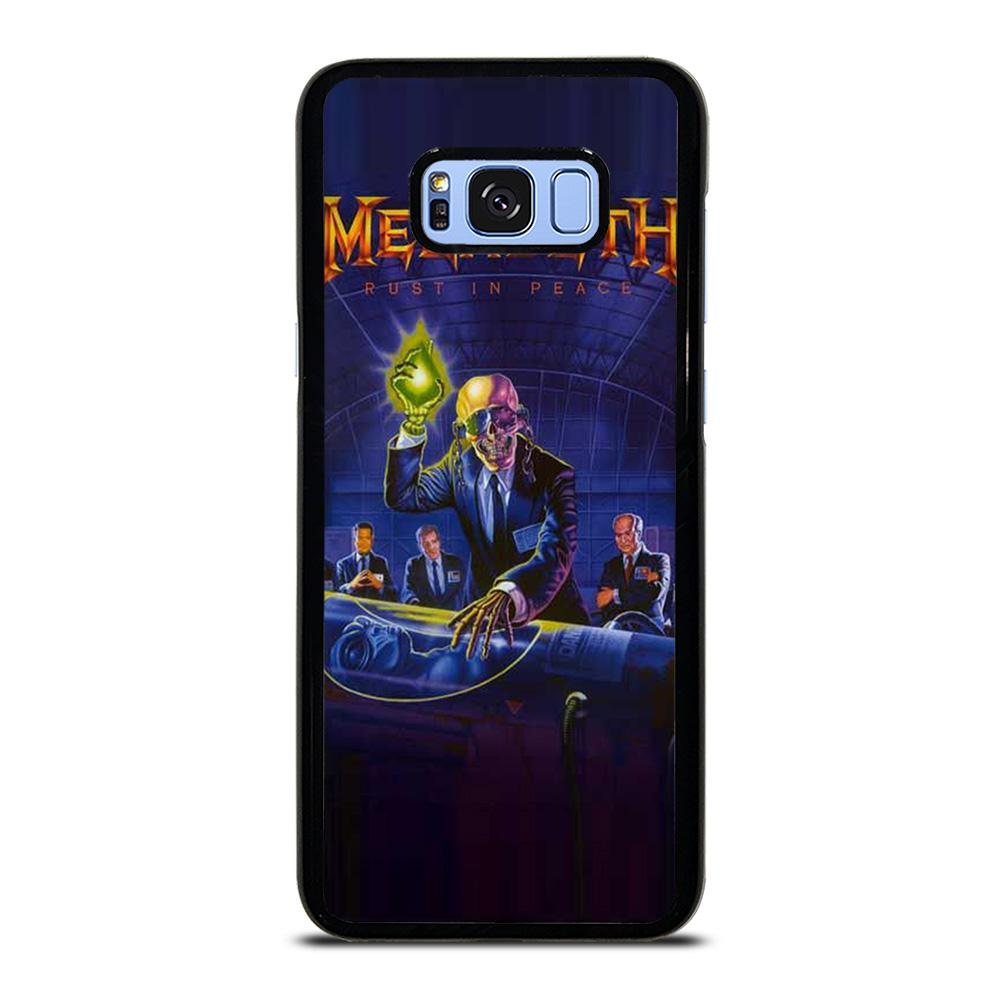 MEGADETH RUST IN PEACE 2 Cover Samsung Galaxy S8 Plus,best clear cover s8 plus clear view cover s8 plus,MEGADETH RUST IN PEACE 2 Cover Samsung Galaxy S8 Plus