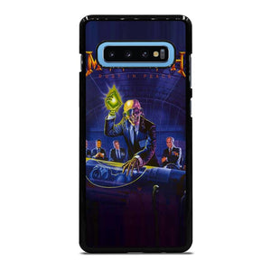MEGADETH RUST IN PEACE 2 Cover Samsung Galaxy S10 Plus