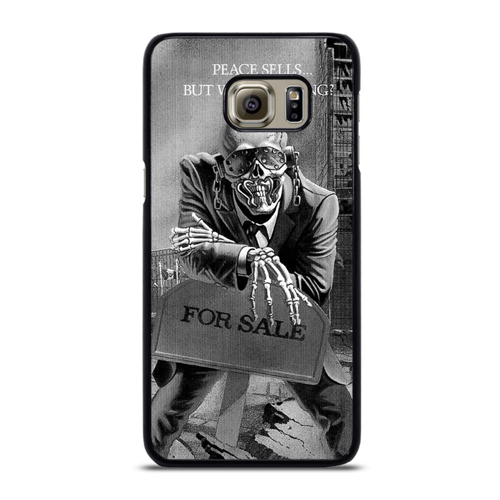 MEGADETH RUST IN PEACE Cover Samsung Galaxy S6 Edge Plus