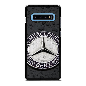 MERCEDES BENZ LOGO 3 Cover Samsung Galaxy S10 Plus