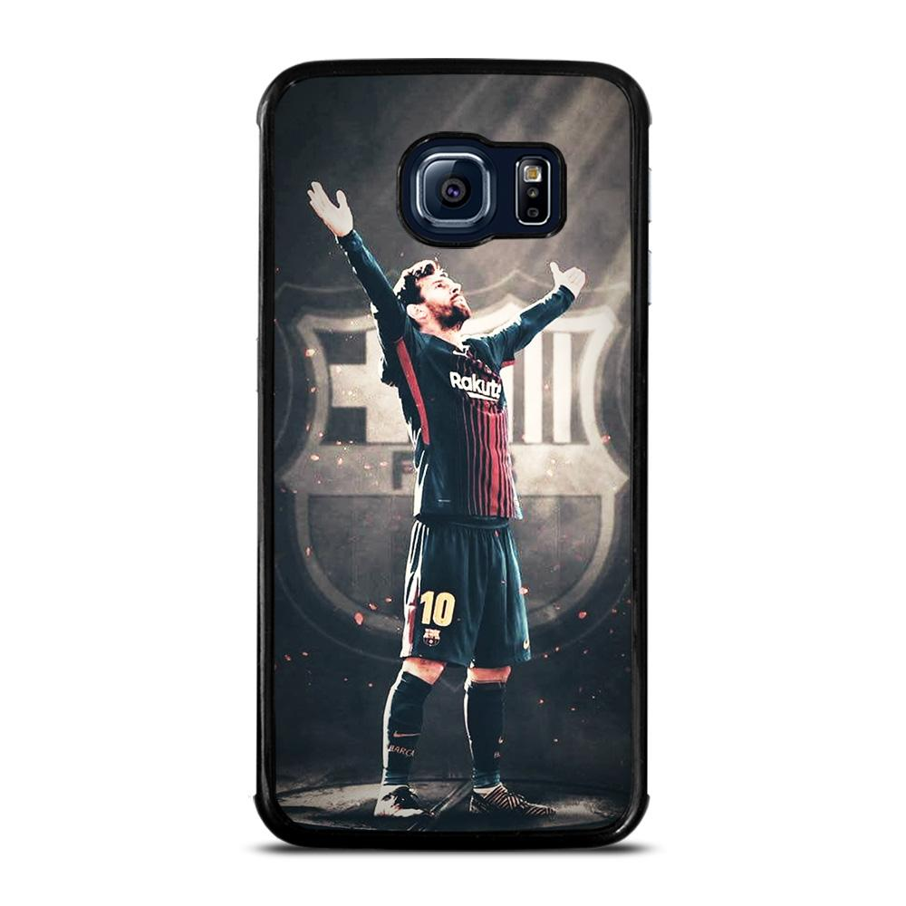 MESSI FC BARCELONA Cover Samsung Galaxy S6 Edge