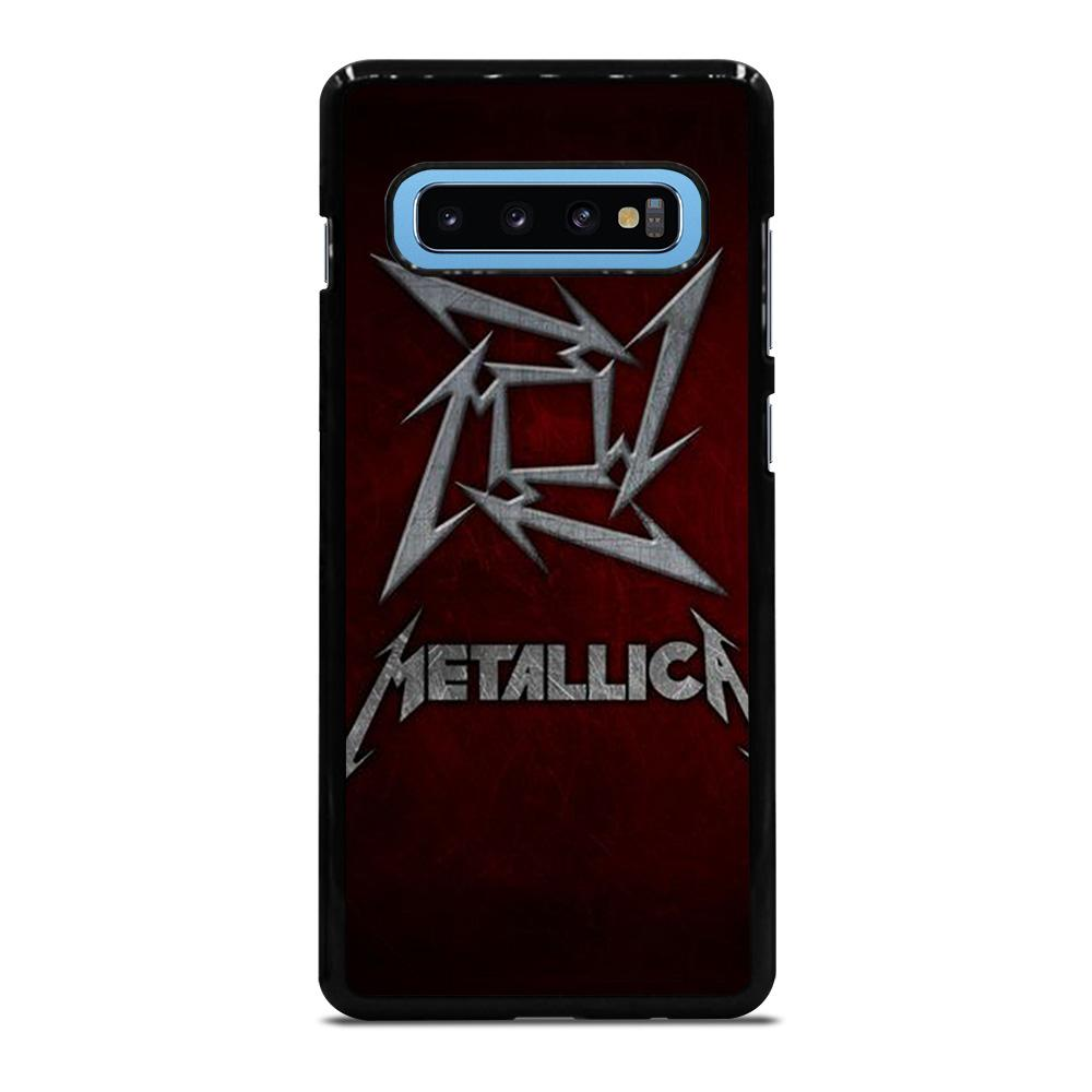 METALLICA HEAVY METAL ROCK Cover Samsung Galaxy S10 Plus