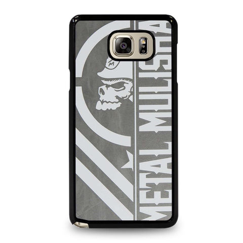 coque custodia cover fundas hoesjes j3 J5 J6 s20 s10 s9 s8 s7 s6 s5 plus edge D34226 METAL MULISHA Samsung Galaxy Note 5 Case