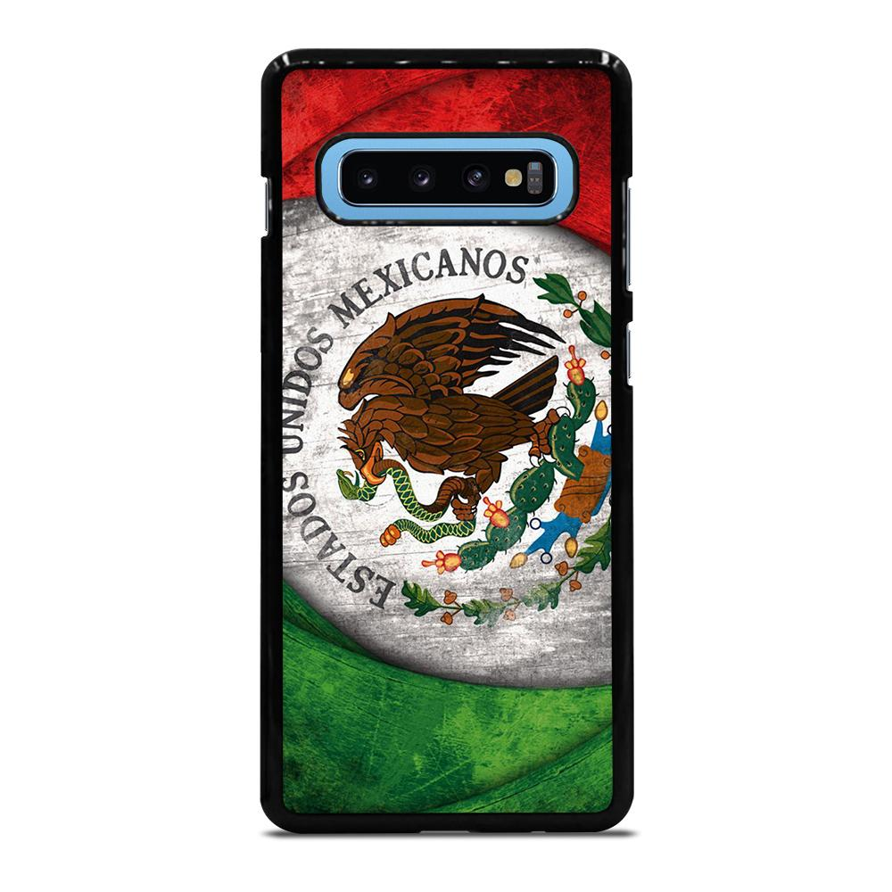 MEXICO FLAG MEXICANOS Cover Samsung Galaxy S10 Plus