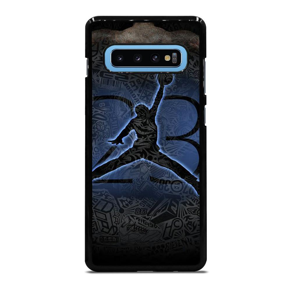 MICHAEL JORDAN AIR JORDAN ART Cover Samsung Galaxy S10 Plus