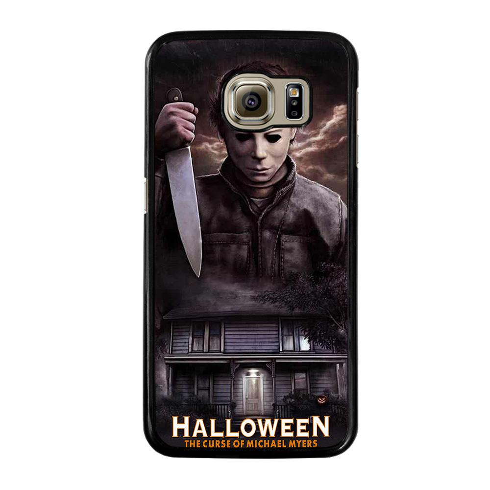 MICHAEL MYERS HALLOWEEN Cover Samsung Galaxy S6