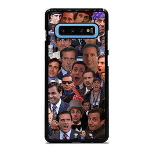 MICHAEL SCOTT COLLAGE Cover Samsung Galaxy S10 Plus