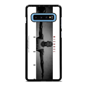 MICHAEL JORDAN CHICAGO BULLS 3 Cover Samsung Galaxy S10 Plus