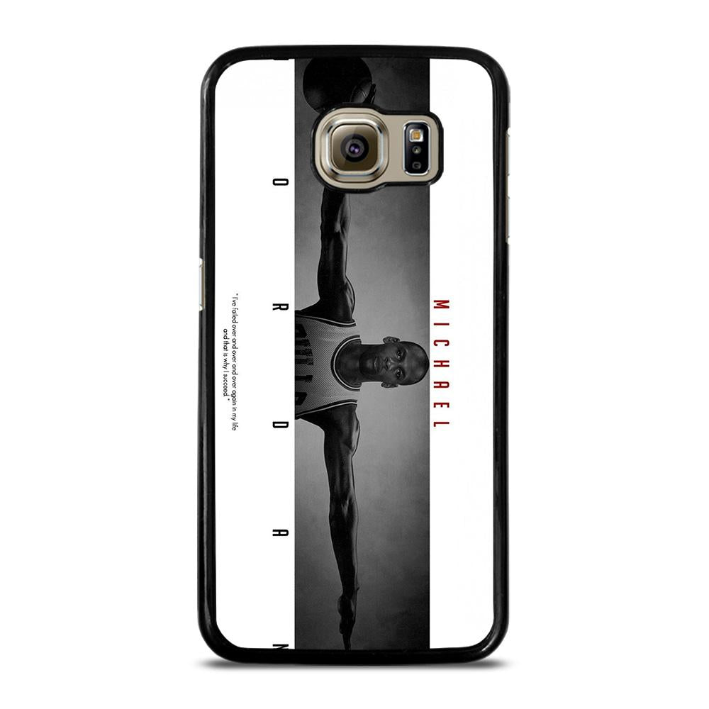 MICHAEL JORDAN CHICAGO BULLS 3 Cover Samsung Galaxy S6