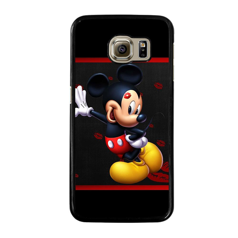 MICKEY MOUSE KISS Cover Samsung Galaxy S6