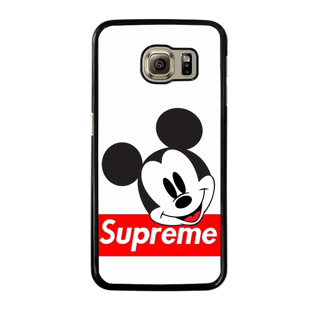 MICKEY MOUSE SUPREME Cover Samsung Galaxy S6