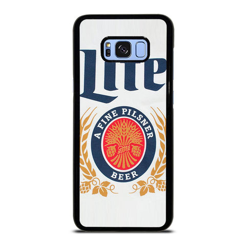 MILLER LITE BEER CAN 2 Cover Samsung Galaxy S8 Plus,clear view standing cover s8  galaxy s8 plus cover full,MILLER LITE BEER CAN 2 Cover Samsung Galaxy S8 Plus