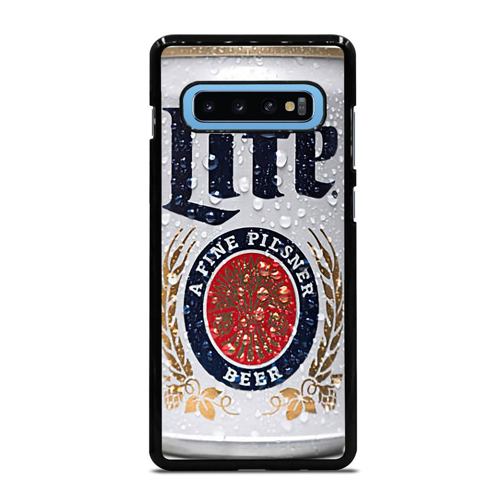 MILLER LITE BEER CAN Cover Samsung Galaxy S10 Plus