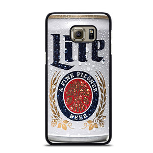 MILLER LITE BEER CAN Cover Samsung Galaxy S6 Edge Plus