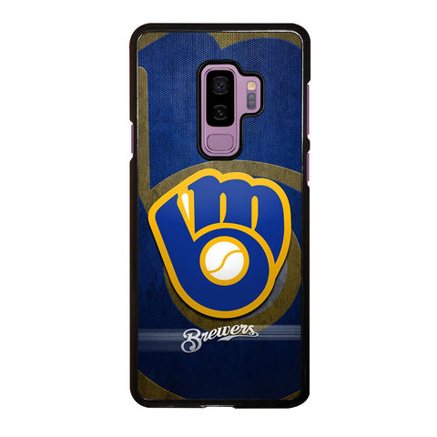 coque custodia cover fundas hoesjes j3 J5 J6 s20 s10 s9 s8 s7 s6 s5 plus edge D34988 MILWAUKEE BREWERS 2 Samsung Galaxy S9 Plus Case