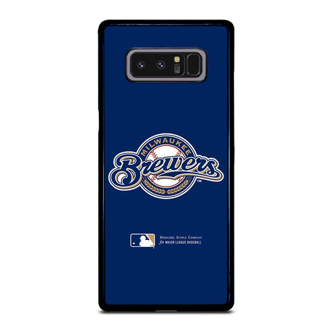 coque custodia cover fundas hoesjes j3 J5 J6 s20 s10 s9 s8 s7 s6 s5 plus edge D34965 MILWAUKEE BREWERS 1 Samsung Galaxy Note 8 Case