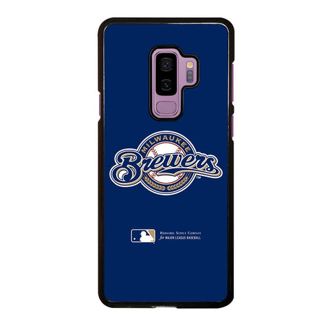 coque custodia cover fundas hoesjes j3 J5 J6 s20 s10 s9 s8 s7 s6 s5 plus edge D34976 MILWAUKEE BREWERS 1 Samsung Galaxy S9 Plus Case