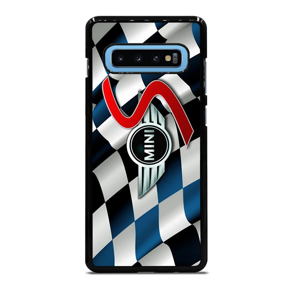 MINI COOPER LOGO Cover Samsung Galaxy S10 Plus