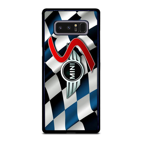 coque custodia cover fundas hoesjes j3 J5 J6 s20 s10 s9 s8 s7 s6 s5 plus edge D35027 MINI COOPER #1 Samsung Galaxy Note 8 Case