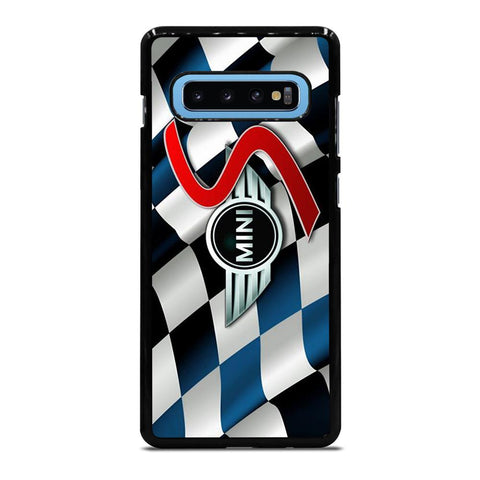 coque custodia cover fundas hoesjes j3 J5 J6 s20 s10 s9 s8 s7 s6 s5 plus edge D35032 MINI COOPER #1 Samsung Galaxy S10 Plus Case