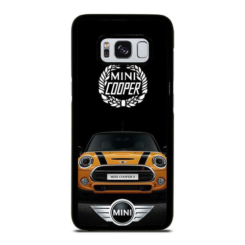 coque custodia cover fundas hoesjes j3 J5 J6 s20 s10 s9 s8 s7 s6 s5 plus edge D35124 MINI COOPER CAR Samsung Galaxy S8 Case