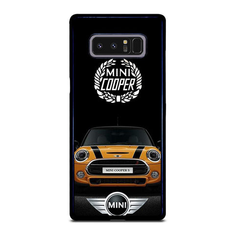 coque custodia cover fundas hoesjes j3 J5 J6 s20 s10 s9 s8 s7 s6 s5 plus edge D35116 MINI COOPER CAR Samsung Galaxy Note 8 Case
