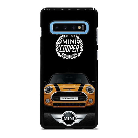 coque custodia cover fundas hoesjes j3 J5 J6 s20 s10 s9 s8 s7 s6 s5 plus edge D35121 MINI COOPER CAR Samsung Galaxy S10 Plus Case