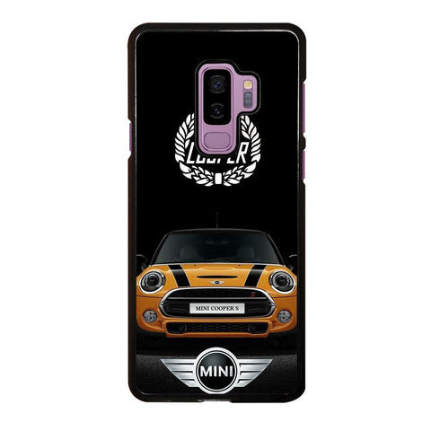 coque custodia cover fundas hoesjes j3 J5 J6 s20 s10 s9 s8 s7 s6 s5 plus edge D35127 MINI COOPER CAR Samsung Galaxy S9 Plus Case