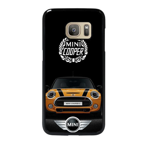 coque custodia cover fundas hoesjes j3 J5 J6 s20 s10 s9 s8 s7 s6 s5 plus edge D35122 MINI COOPER CAR Samsung Galaxy S7 Case