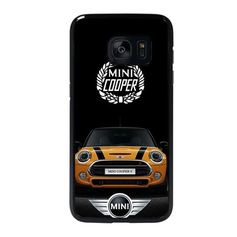 coque custodia cover fundas hoesjes j3 J5 J6 s20 s10 s9 s8 s7 s6 s5 plus edge D35123 MINI COOPER CAR Samsung galaxy s7 edge Case