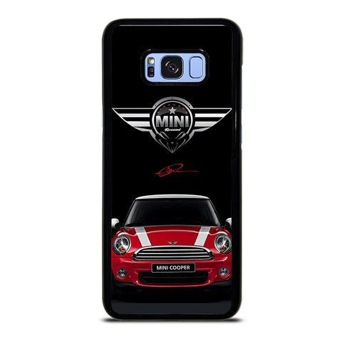 coque custodia cover fundas hoesjes j3 J5 J6 s20 s10 s9 s8 s7 s6 s5 plus edge D35111 MINI COOPER CAR #2 Samsung Galaxy S8 Plus Case
