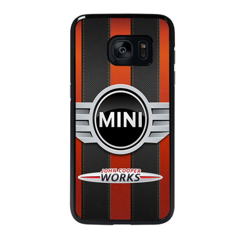 coque custodia cover fundas hoesjes j3 J5 J6 s20 s10 s9 s8 s7 s6 s5 plus edge D35137 MINI COOPER JOHN WORKS #2 Samsung galaxy s7 edge Case