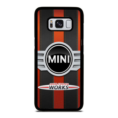 coque custodia cover fundas hoesjes j3 J5 J6 s20 s10 s9 s8 s7 s6 s5 plus edge D35138 MINI COOPER JOHN WORKS #2 Samsung Galaxy S8 Case