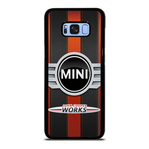 coque custodia cover fundas hoesjes j3 J5 J6 s20 s10 s9 s8 s7 s6 s5 plus edge D35139 MINI COOPER JOHN WORKS #2 Samsung Galaxy S8 Plus Case