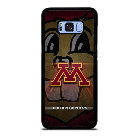 coque custodia cover fundas hoesjes j3 J5 J6 s20 s10 s9 s8 s7 s6 s5 plus edge D35208 MINNESOTA GOLDEN GOPHERS #1 Samsung Galaxy S8 Plus Case