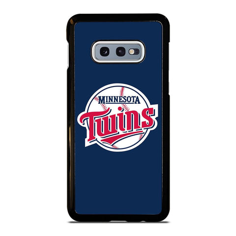 coque custodia cover fundas hoesjes j3 J5 J6 s20 s10 s9 s8 s7 s6 s5 plus edge D35259 MINNESOTA TWINS BASEBALL Samsung Galaxy S10 e Case