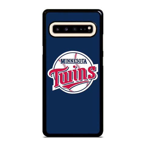 coque custodia cover fundas hoesjes j3 J5 J6 s20 s10 s9 s8 s7 s6 s5 plus edge D35257 MINNESOTA TWINS BASEBALL Samsung Galaxy S10 5G Case