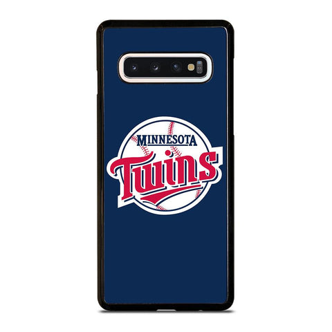 coque custodia cover fundas hoesjes j3 J5 J6 s20 s10 s9 s8 s7 s6 s5 plus edge D35258 MINNESOTA TWINS BASEBALL Samsung Galaxy S10 Case