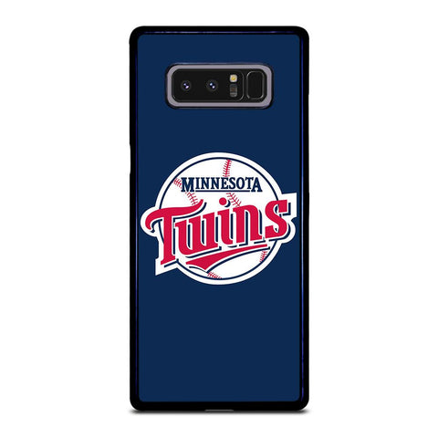 coque custodia cover fundas hoesjes j3 J5 J6 s20 s10 s9 s8 s7 s6 s5 plus edge D35255 MINNESOTA TWINS BASEBALL Samsung Galaxy Note 8 Case