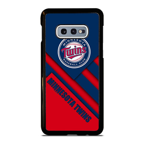 coque custodia cover fundas hoesjes j3 J5 J6 s20 s10 s9 s8 s7 s6 s5 plus edge D35217 MINNESOTA TWINS BASEBALL #1 Samsung Galaxy S10 e Case