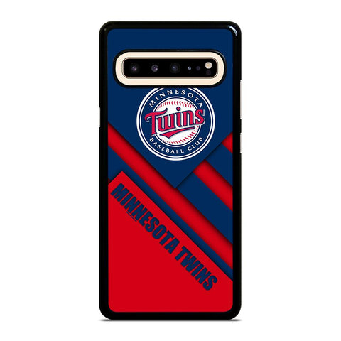 coque custodia cover fundas hoesjes j3 J5 J6 s20 s10 s9 s8 s7 s6 s5 plus edge D35215 MINNESOTA TWINS BASEBALL #1 Samsung Galaxy S10 5G Case