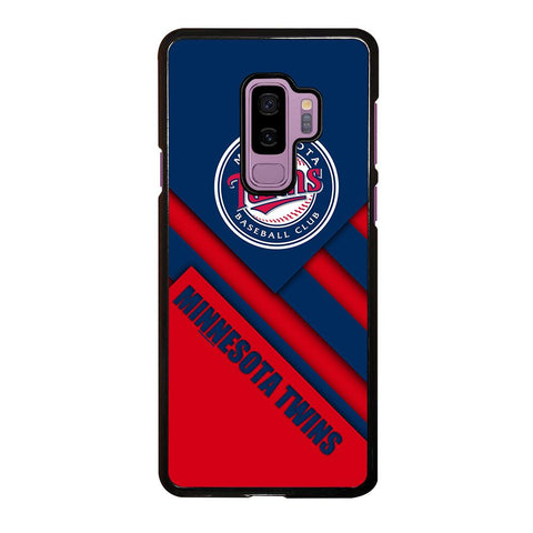 coque custodia cover fundas hoesjes j3 J5 J6 s20 s10 s9 s8 s7 s6 s5 plus edge D35224 MINNESOTA TWINS BASEBALL #1 Samsung Galaxy S9 Plus Case