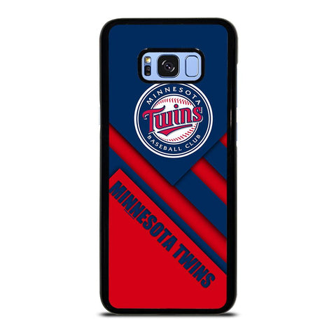 coque custodia cover fundas hoesjes j3 J5 J6 s20 s10 s9 s8 s7 s6 s5 plus edge D35222 MINNESOTA TWINS BASEBALL #1 Samsung Galaxy S8 Plus Case